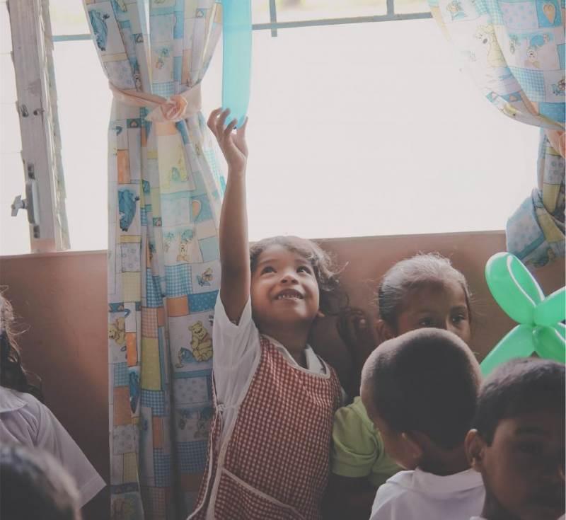 מאמינים בהשתלבות. גן ילדים|צילום: StockSnap.io