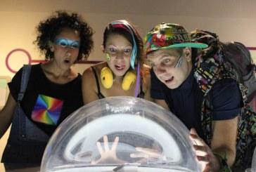 לכודים ברשת: הצגה לילדים במוזיאון קרסו
