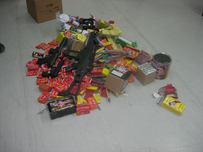 ונשמרתם. צעצועים האסורים לשימוש|צילום: משרד הכלכלה