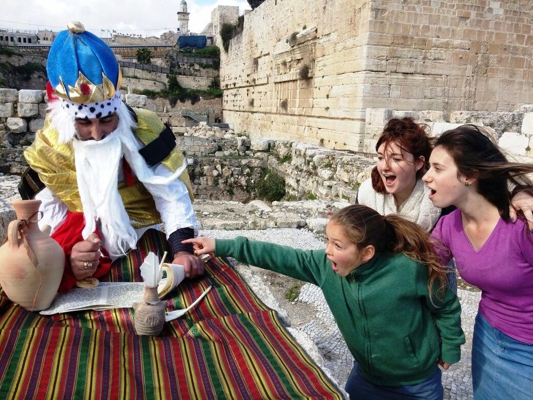 לטייל בירושלים |צילום אלקנה שטיינמיץ