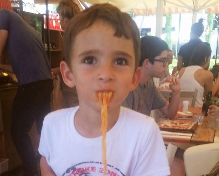 פסטה במסעדת רוסטיקו | צילום ניר מלבוגט