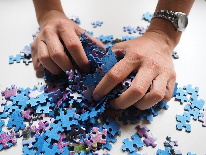 צילום:פיקסה-ביי|pieces-of-the-puzzle