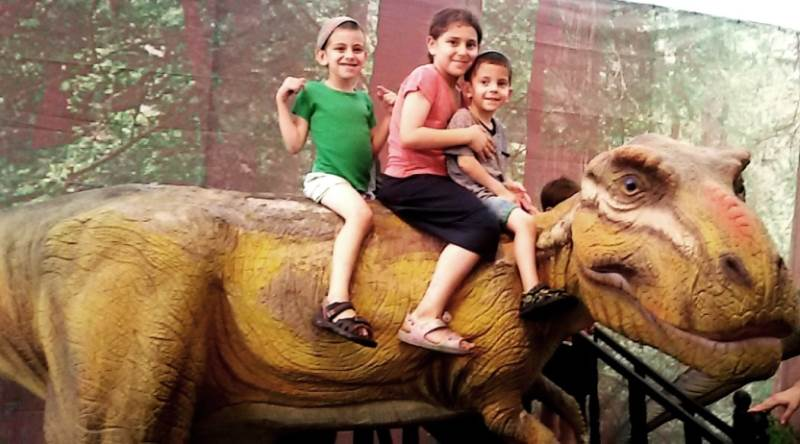 מוזיאון ארץ ישראל ברמת אביב|צילום: מערכת