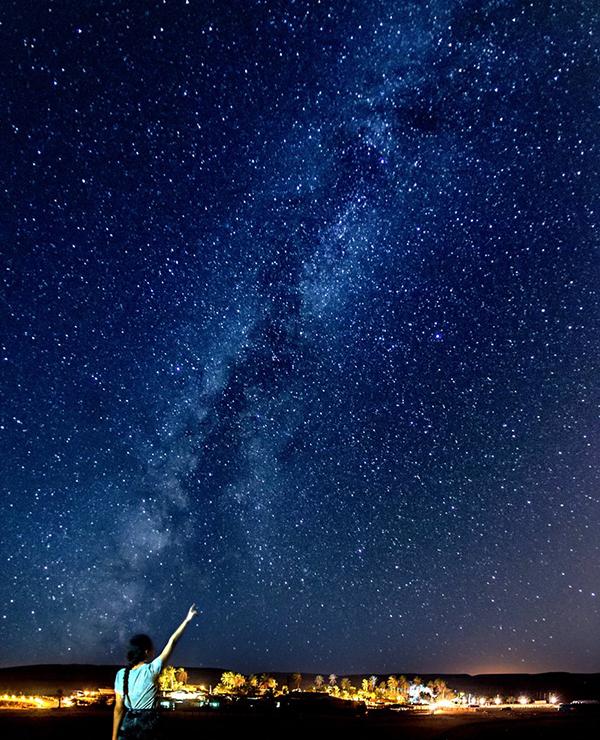פסטיבלים בנגב. כוכבים במדבר| צילום: יוני גריצנר